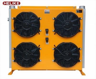 HDC450L-A2风冷式油冷却器-风冷却器批发-直销-江苏贺力克流体科技有限公司