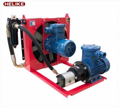 DXDL-A系列独立循环型风冷却器-风冷却器批发-直销-江苏贺力克流体科技有限公司