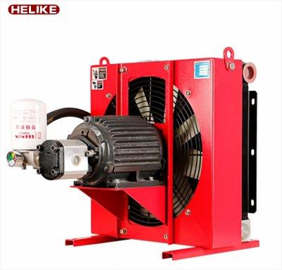 DXZX系列独立循环型风冷却器-风冷却器批发-直销-江苏贺力克流体科技有限公司