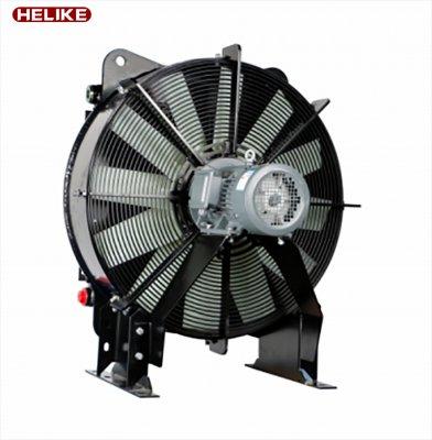 DX-S系列风冷却器-冷却器批发-直销-江苏贺力克流体科技有限公司