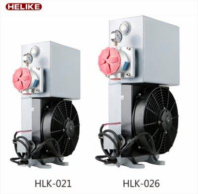 HLK系列搅拌车用冷却器-风冷却器批发-直销-江苏贺力克流体科技有限公司