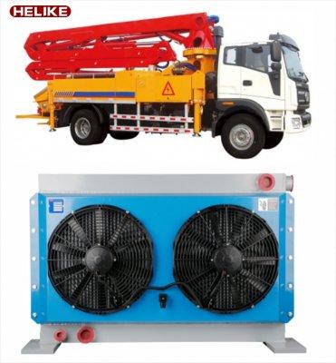 HLK系列混凝土输送泵车用冷却器-风冷却我批发-直销-江苏贺力克流体科技有限公司