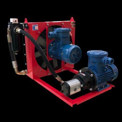 DXDL/A-9-风冷却器批发-冷却器直销-江苏贺力克流体科技有限公司