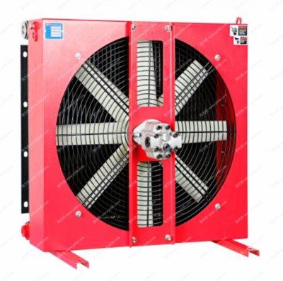 DXH系列液压马达型风冷却器