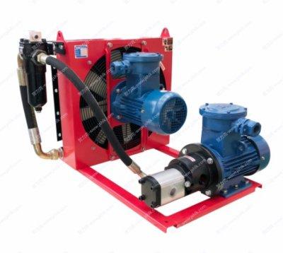 DXDL-A系列独立循环型风冷却器