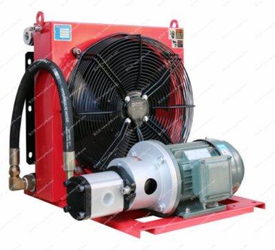 DXDL-B系列独立循环型风冷却器