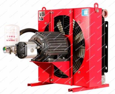 DXZX系列独立循环型风冷却器