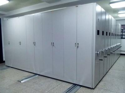 电动智能密集柜