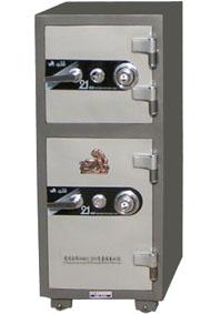機械防火防盜雙門型保險櫃
