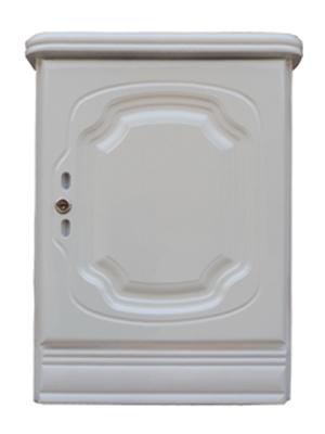 木床頭櫃式保險櫃
