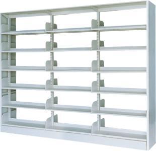 鋼木結合書架