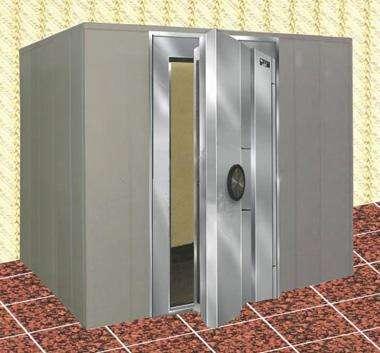 不鏽鋼微型金庫房