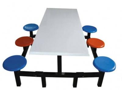 六座餐桌椅