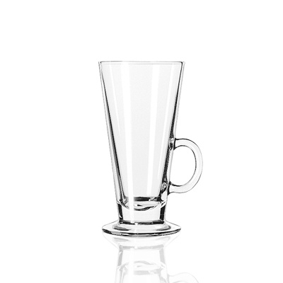 Glass coffee mug 29123