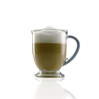 Glass coffee mug 29852