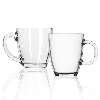 Glass coffee mug 29411