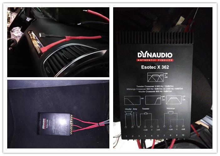 高保真精确原音,汕头奥迪Q7音响改装丹拿三分频喇叭美国深渊功放