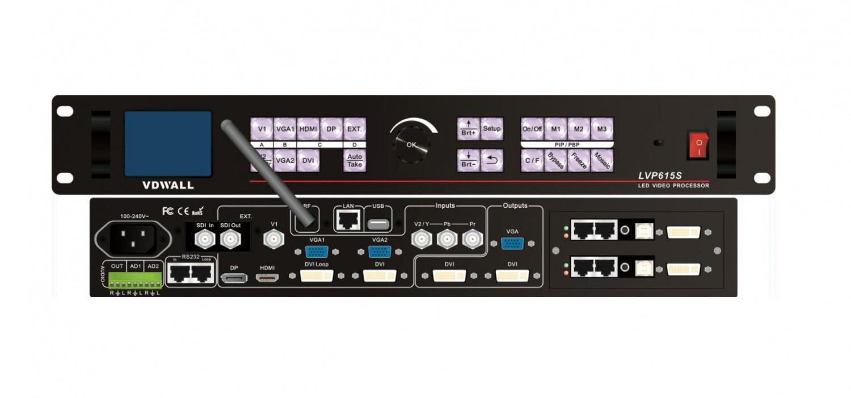 LVP605视频处理器
