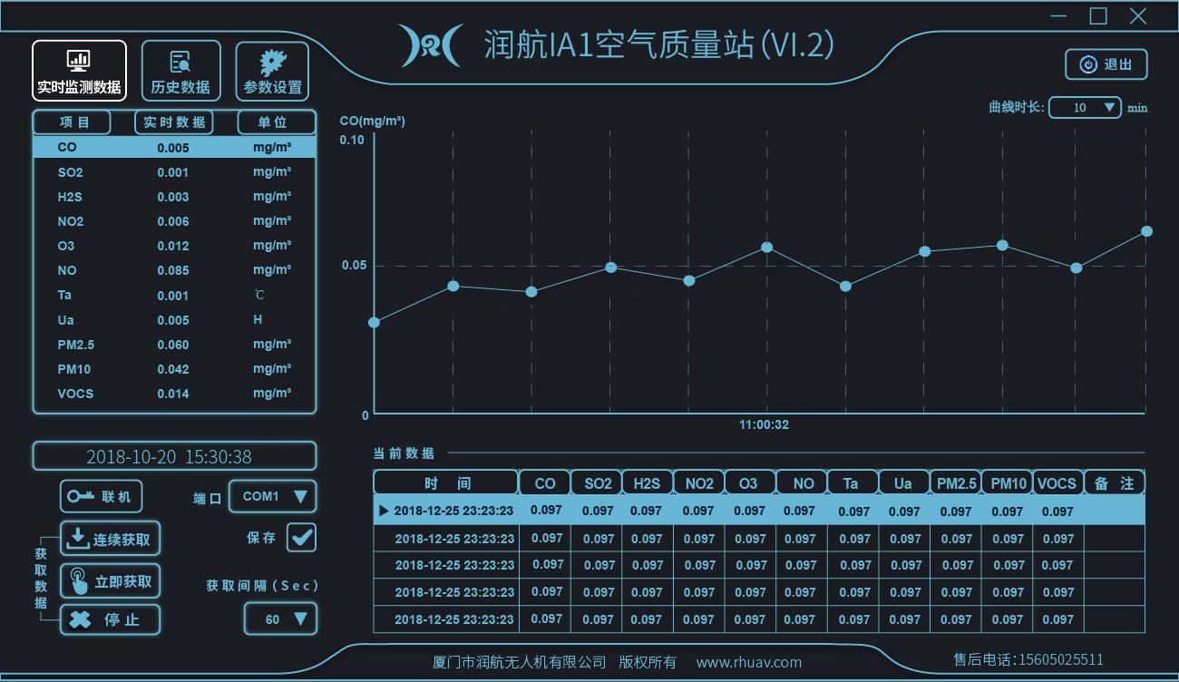 一款现代科技感极强的无人机系统ui界面设计