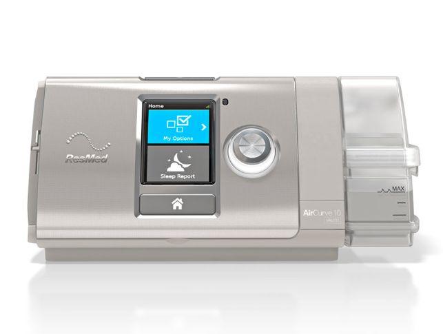 小马呼联网健康管理呼吸暂停医联体治疗平台呼吸机AirSense 10 PLUS C