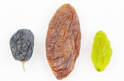 18年新货红香妃葡萄 新疆超大葡萄干500g大颗粒3厘米左右