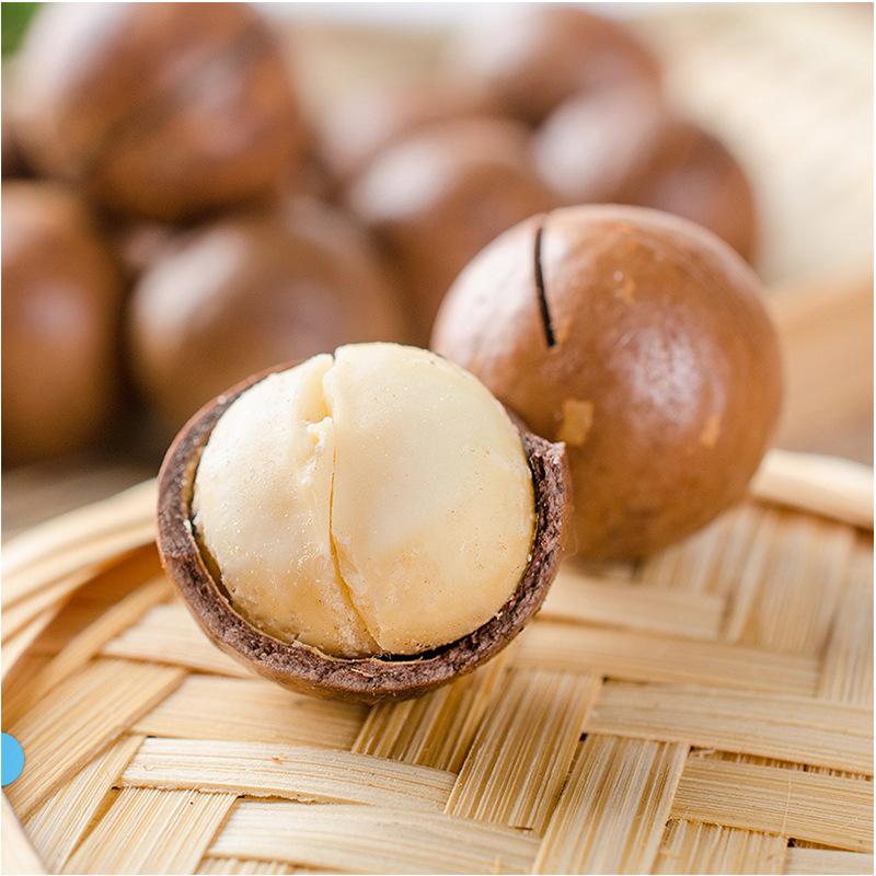 特产零食  正宗夏威夷果 奶油味澳洲坚果 沙漠圣果散货