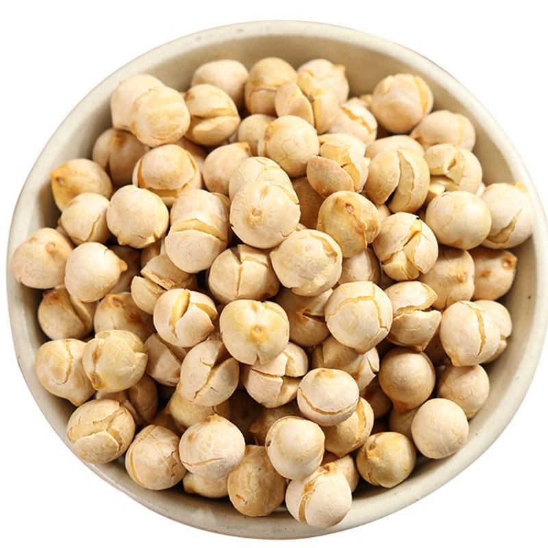 新疆木垒天山奇豆 原味香酥鹰嘴豆 熟豆天然500克