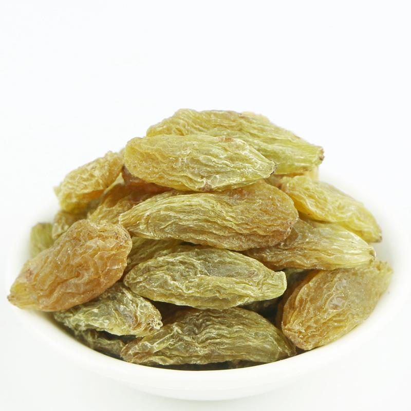绿香妃葡萄干香妃王超大 新疆特产干果 自然零食500g