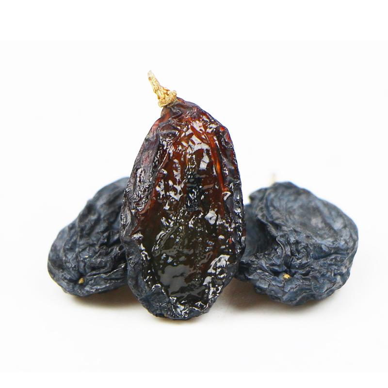 19年新货黑加仑葡萄干新疆特产特等黑加仑500g休闲零食果干黑提子两袋包邮
