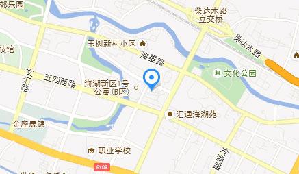 青海公司位置