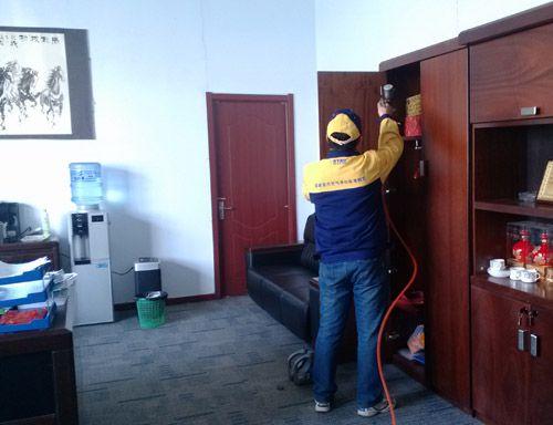 室内空气污染检测及治理