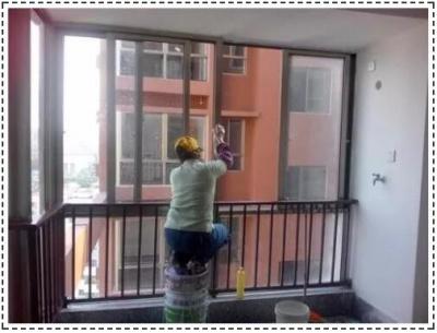 二手房装修保洁服务