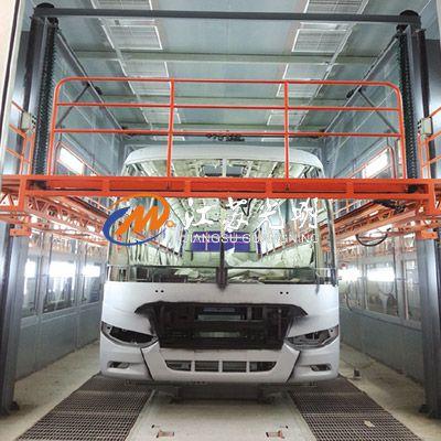 汽车框架式升降台