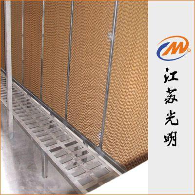 涂装空调机组功能段-湿膜