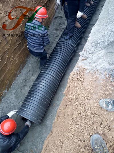 襄阳金鹰重工FRPP模压排水管