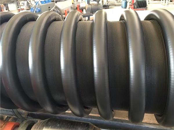 HDPE缠绕结构壁管(克拉管)