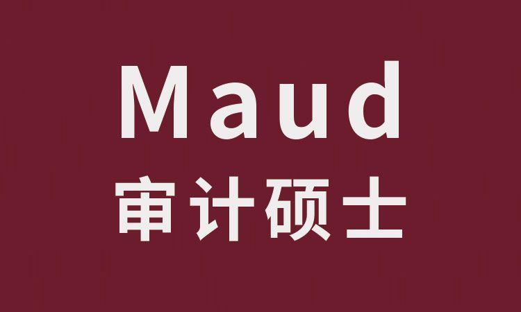 Maud审计硕士