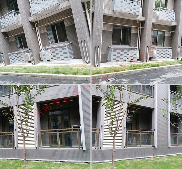 紅外光柵案例——上海某音樂學校
