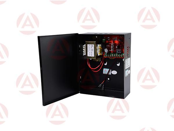 門禁專用電源箱 (ups-電源)  WS-901