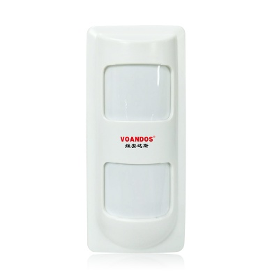 幕帘室外智能双红外+微波探测器 WS-603HM