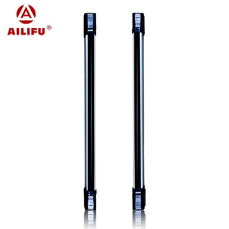 三光束互射式红外光栅探测器(第四代豪华型/免同步线) ABI100-483HM