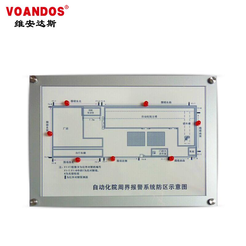 水晶灯箱型模拟电子屏 WS-DZP-B