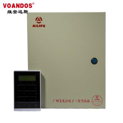 全功能報警控制主機(可外擴WiFi/IP模塊、GPRS模塊) AL-6480C