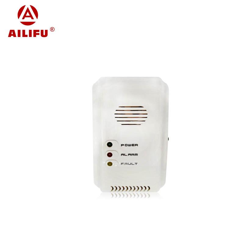 有线联网型燃气泄漏报警器  WS-886-2