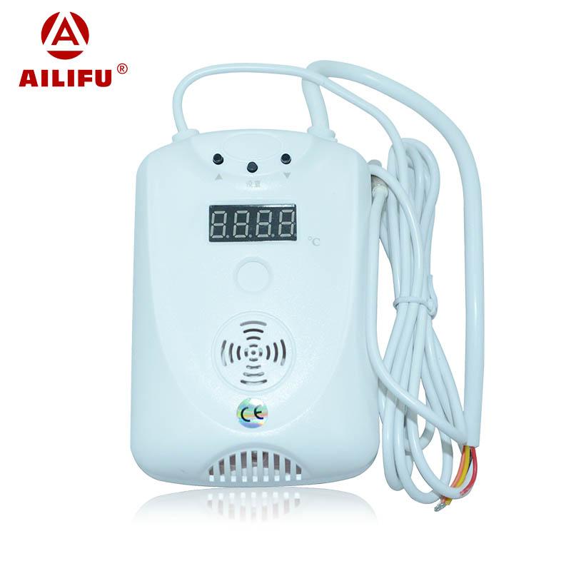 可调式温度探测报警器 WS-885