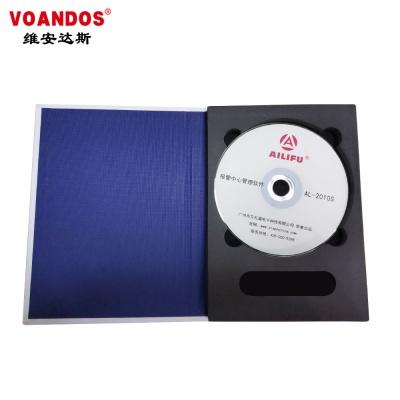 报警中心管理软件V1.0 AL-2005S/2010S