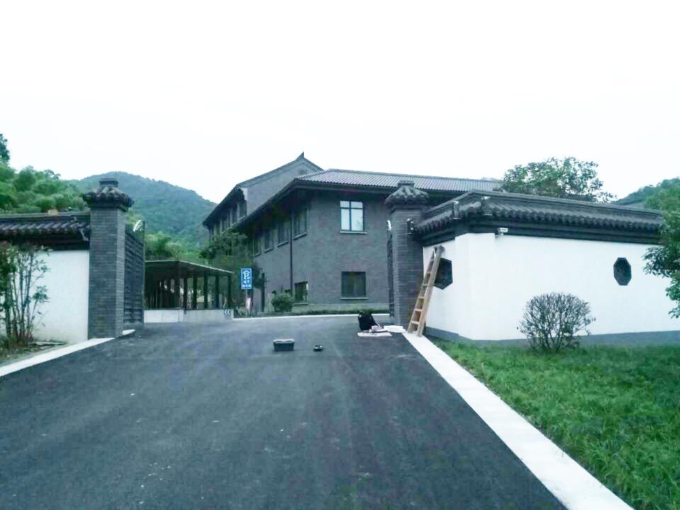 激光對射案例——杭州某別墅智能化工程