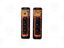 三光束紅外探測器ABE系列(第四代LED大屏數碼版)ABE-XXX
