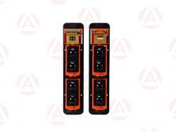 四光束紅外探測器ABH系列(第四代LED大屏數碼版)ABH-XXX