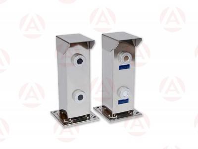 兩光束100米激光對射探測器(金剛系列) ABJ-100-2J